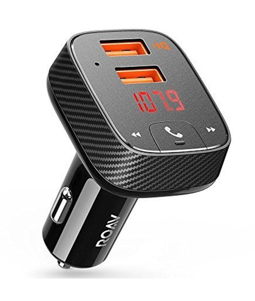 Anker SmartCharge Car Kit Bluetooth Transmitter