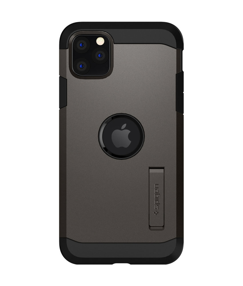 Spigen Tough Armor Backcover iPhone 11 Pro - Grijs