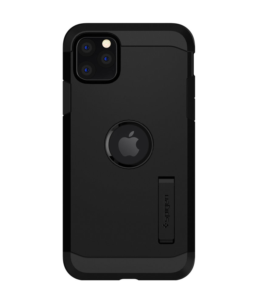 Spigen Tough Armor Backcover iPhone 11 Pro - Zwart