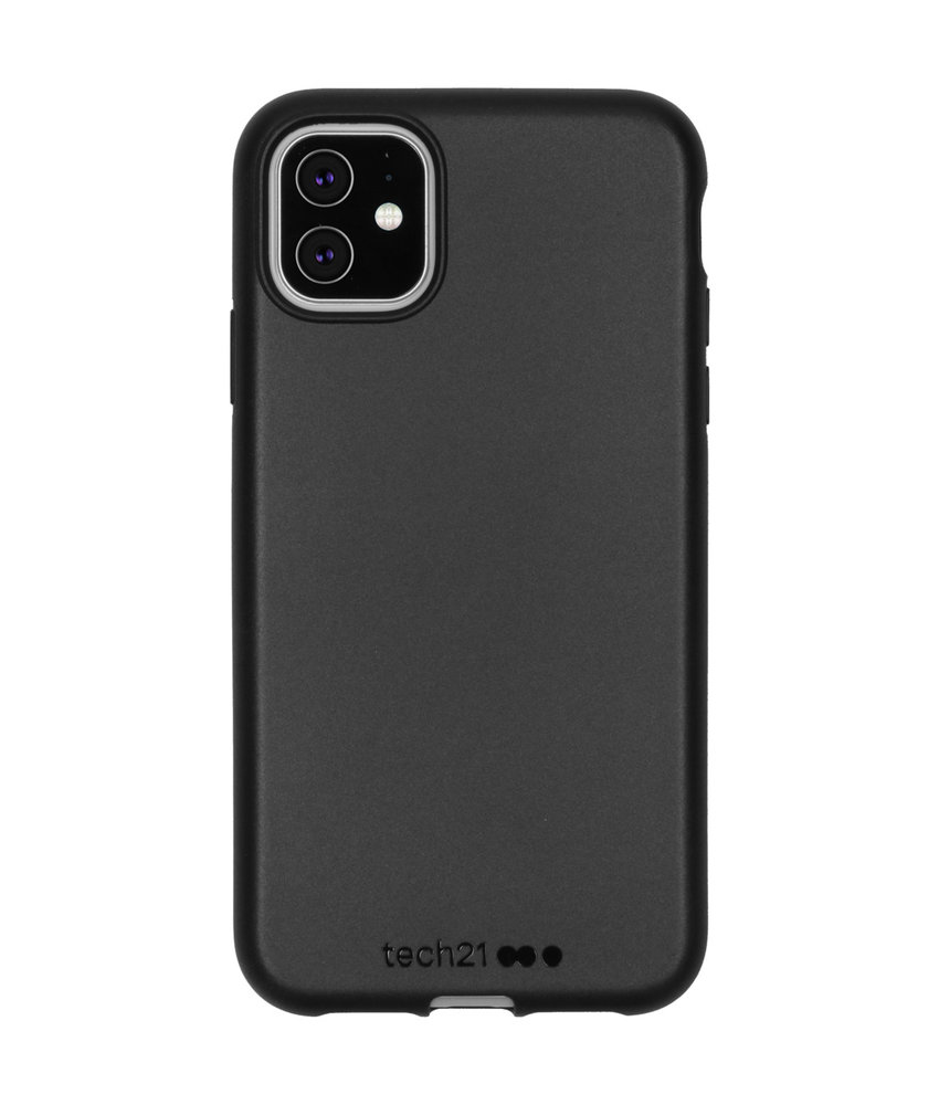 Studio Colour Antimicrobial Backcover iPhone 11 - Black