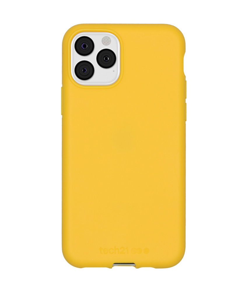 Studio Colour Antimicrobial Backcover iPhone 11 Pro - Yellow