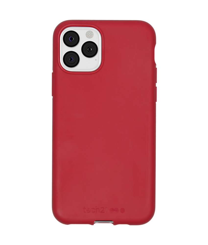 Studio Colour Antimicrobial Backcover iPhone 11 Pro - Terra Red