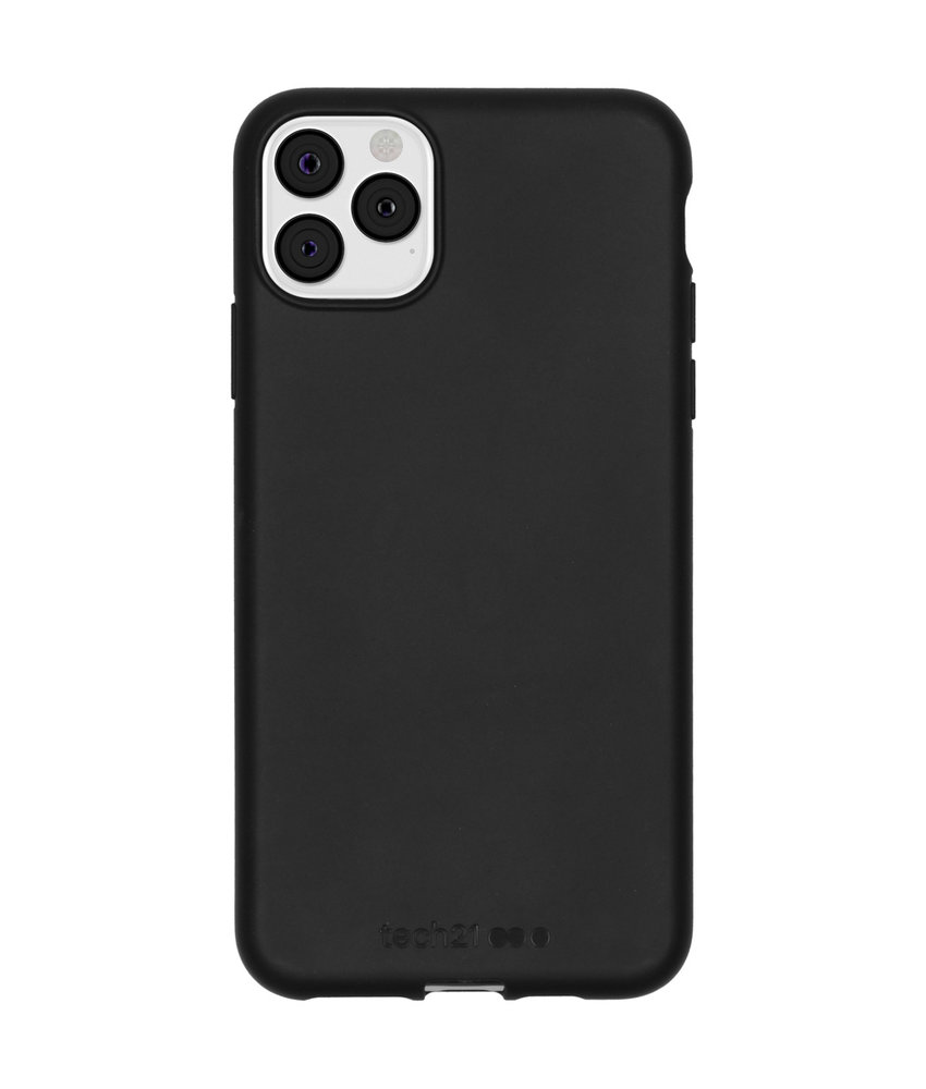 Studio Colour Antimicrobial Backcover iPhone 11 Pro Max - Black