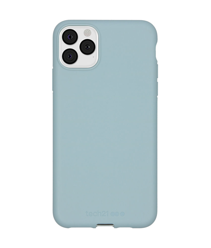 Studio Colour Antimicrobial Backcover iPhone 11 Pro Max - Pewter