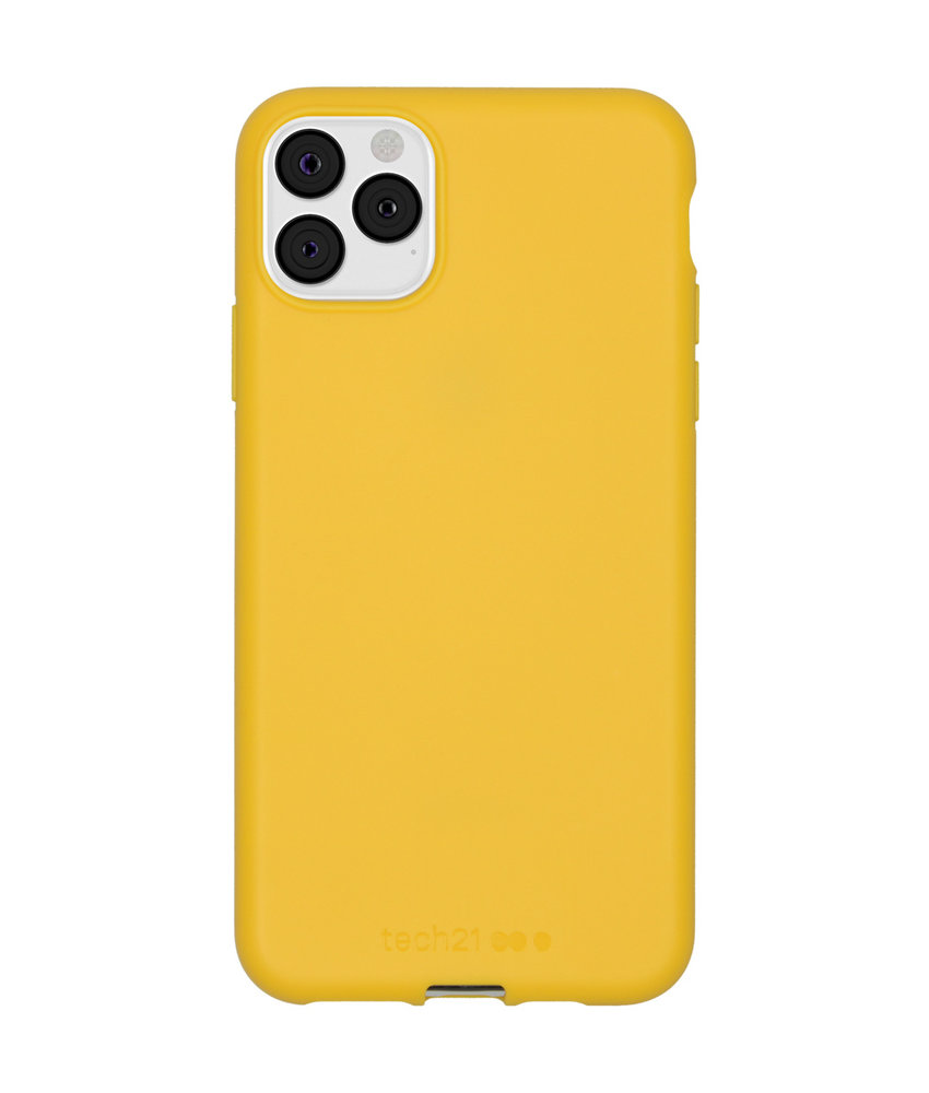 Studio Colour Antimicrobial Backcover iPhone 11 Pro Max - Yellow