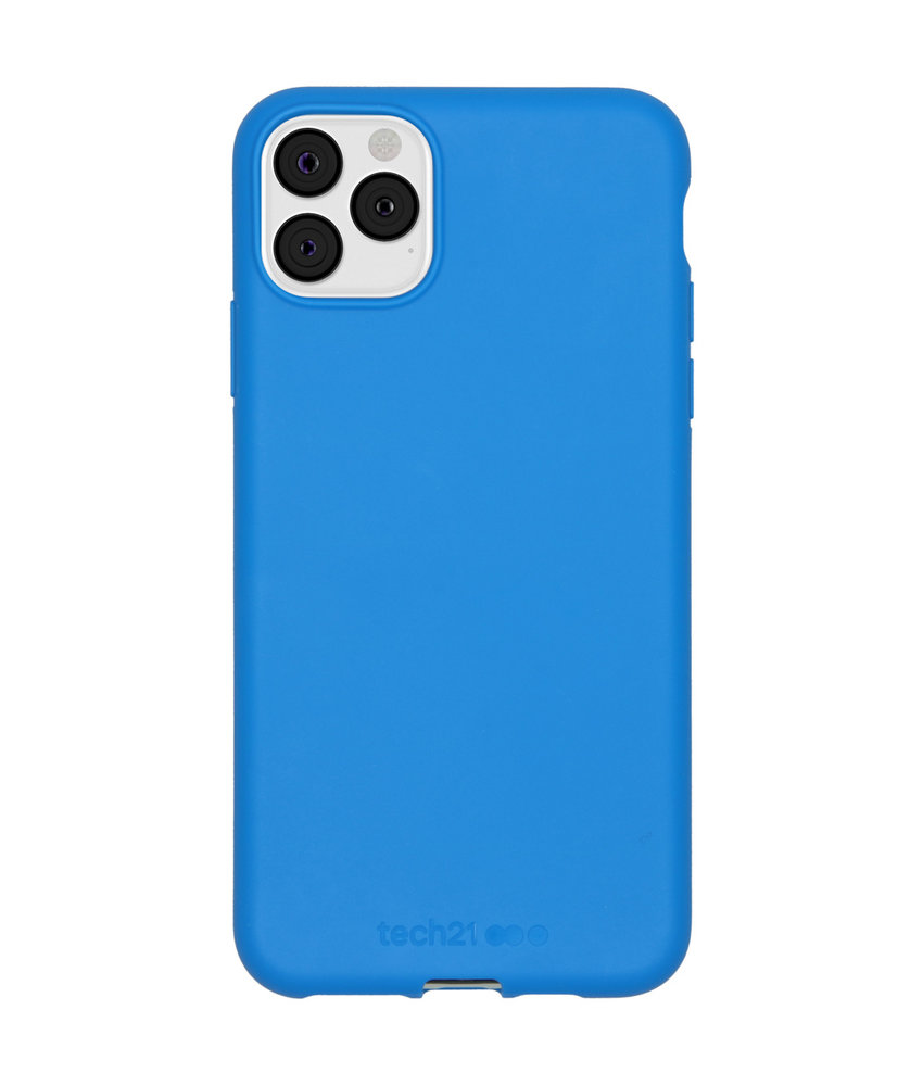 Studio Colour Antimicrobial Backcover iPhone 11 Pro Max - Cornflour Blue