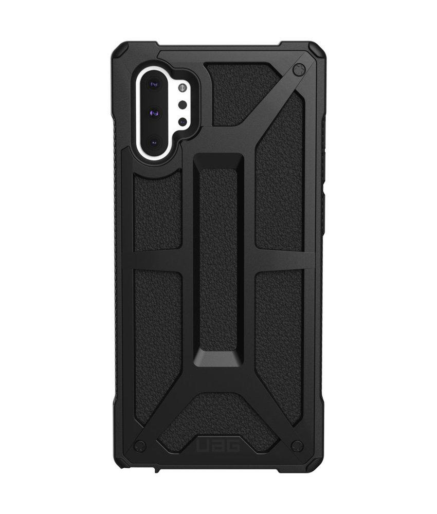 UAG Monarch Backcover Samsung Galaxy Note 10 Plus - Zwart