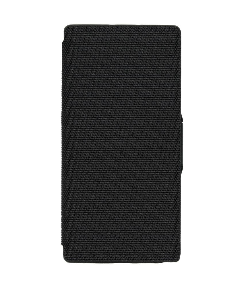 Gear4 Oxford Eco Booktype Samsung Galaxy Note 10 Plus - Zwart