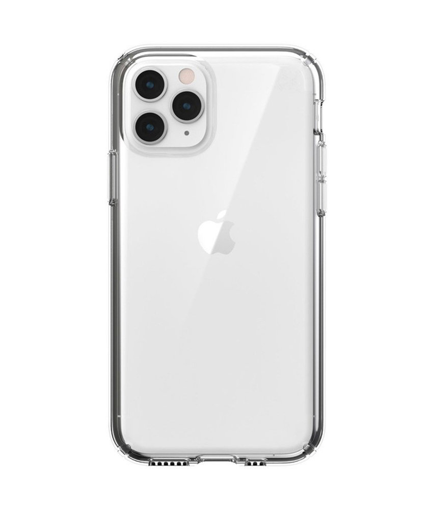 Speck Presidio Stay Clear Backcover iPhone 11 Pro - Transparant