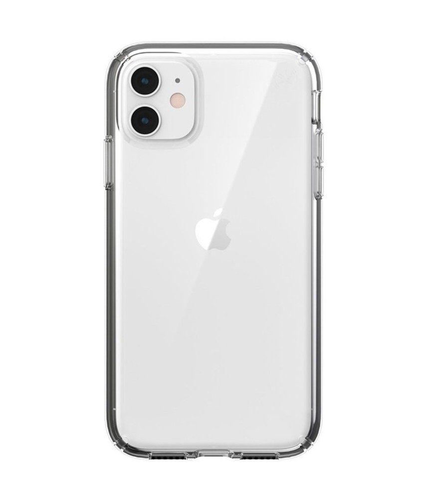 Speck Presidio Stay Clear Backcover iPhone 11 - Transparant
