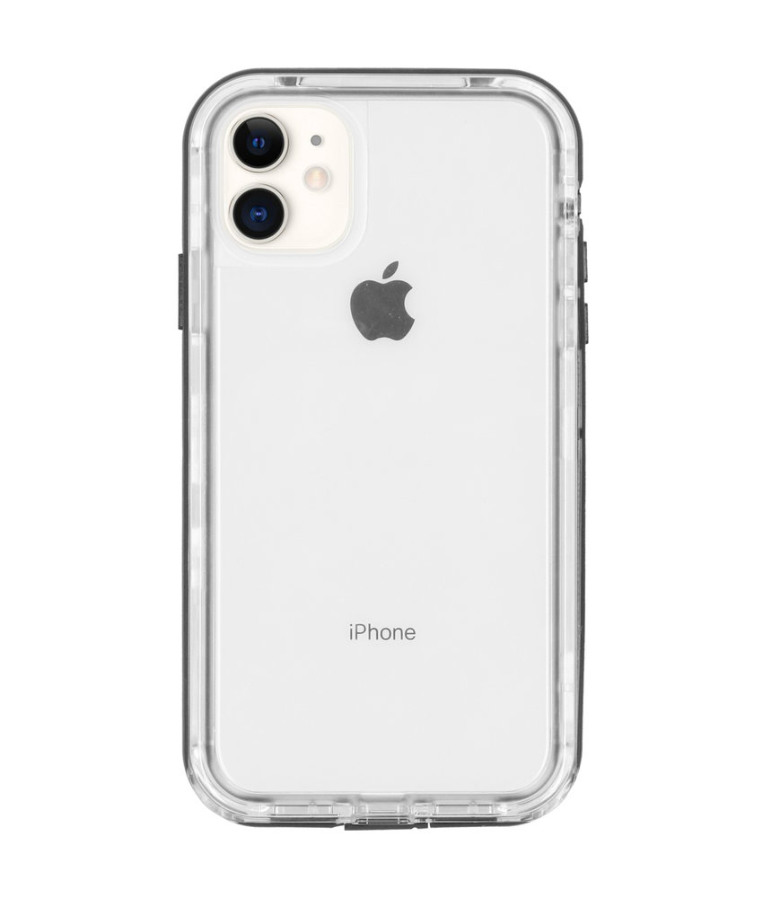LifeProof NXT Backcover iPhone 11 - Transparant