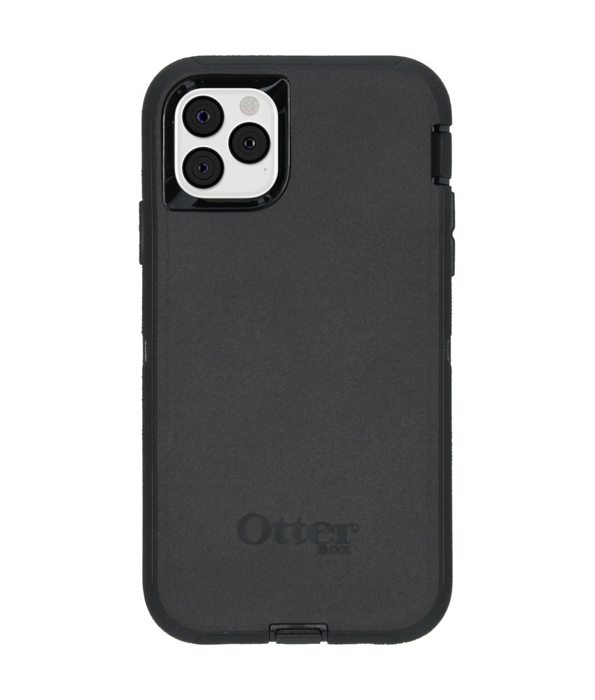 OtterBox Defender Rugged Backcover iPhone 11 Pro Max - Zwart