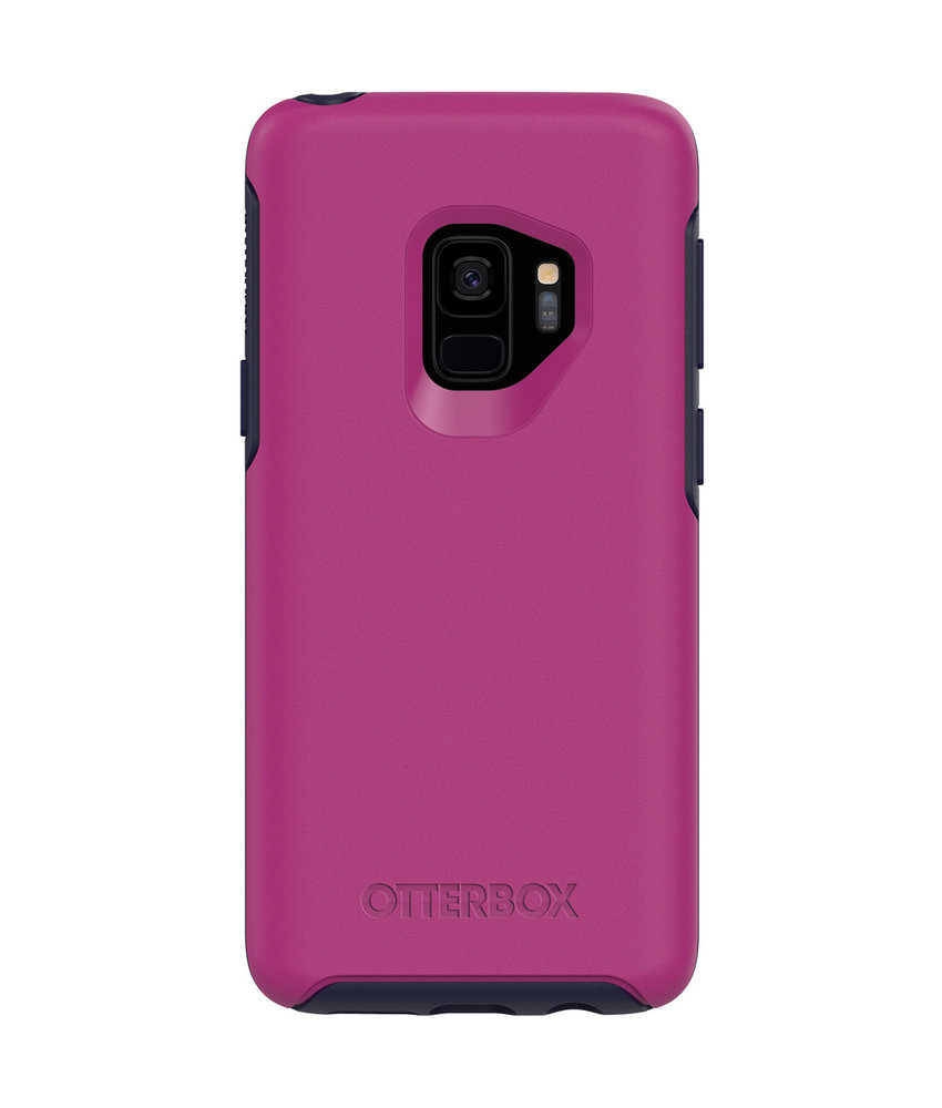 OtterBox Symmetry Backcover Samsung Galaxy S9 - Paars