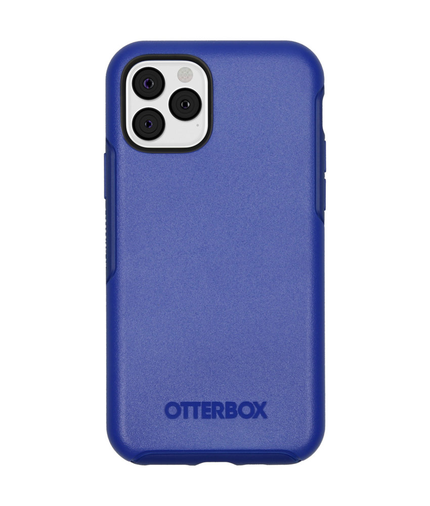 OtterBox Symmetry Backcover iPhone 11 Pro - Donkerblauw