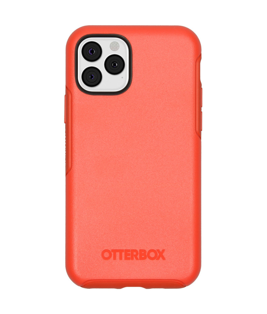OtterBox Symmetry Backcover iPhone 11 Pro - Oranje