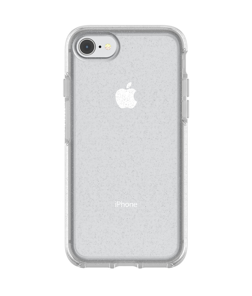 OtterBox Symmetry Clear Backcover iPhone 8 / 7 - Stardust