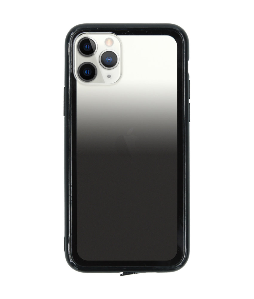 Gradient Backcover iPhone 11 Pro - Zwart