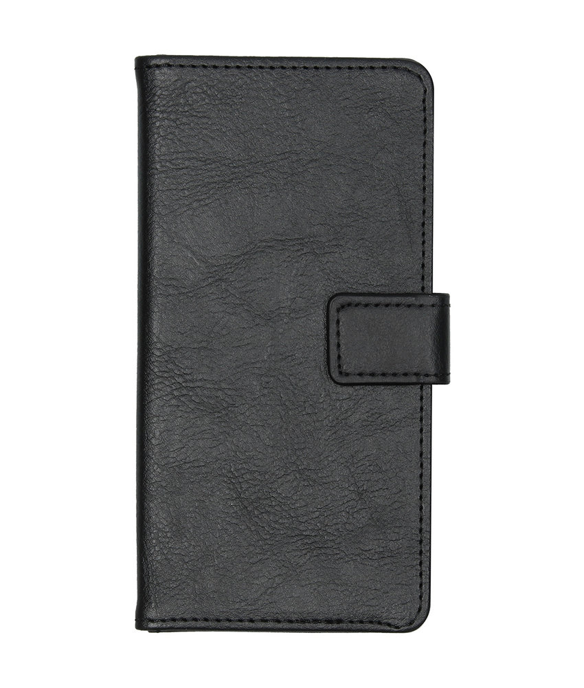 iMoshion Luxe Booktype Huawei Mate 30 Lite - Zwart