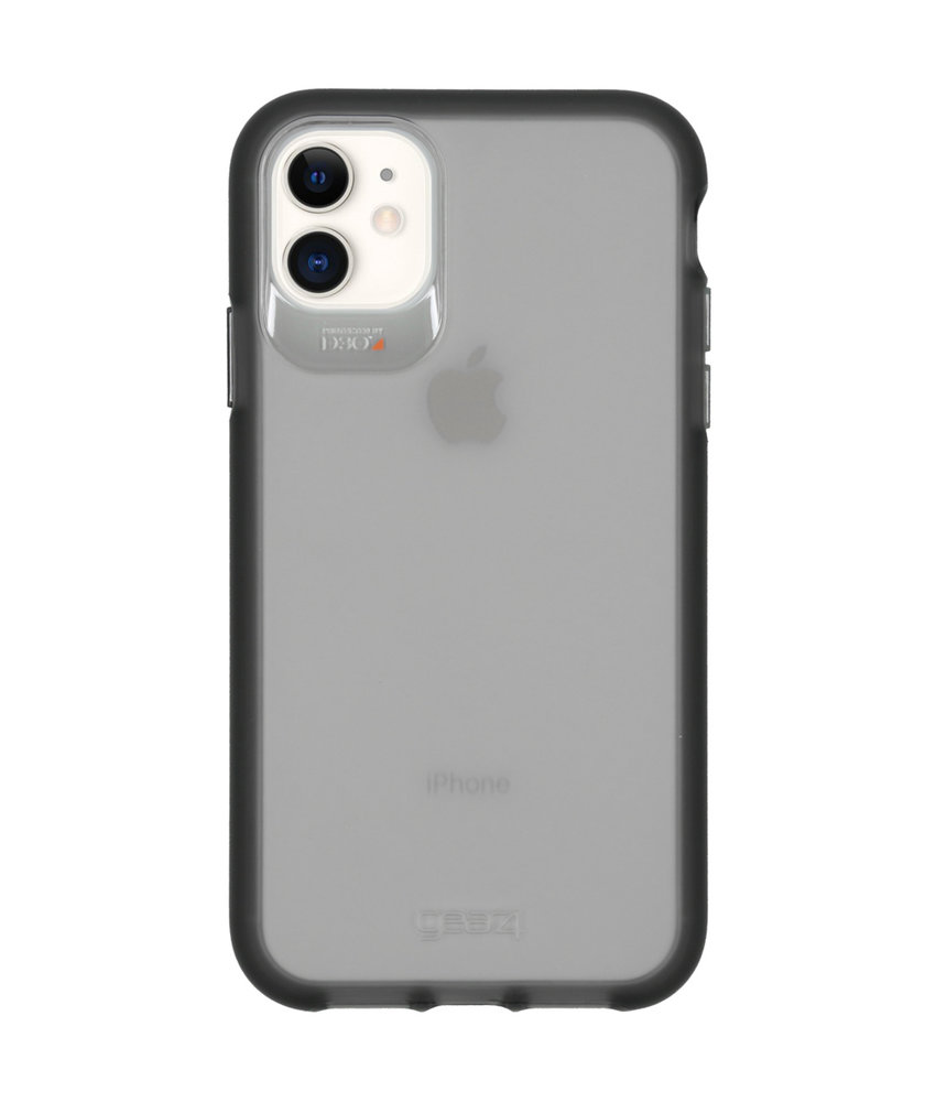 Gear4 Hampton Backcover iPhone 11 - Zwart