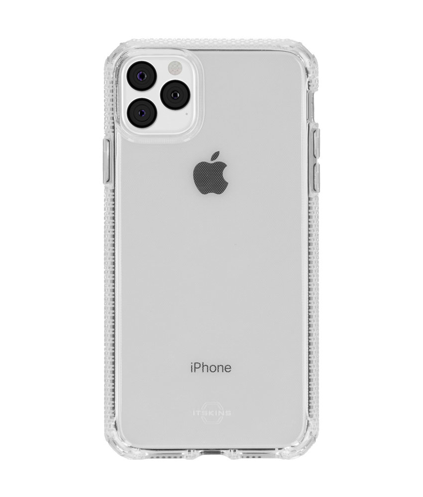 Itskins Spectrum Backcover iPhone 11 Pro Max - Transparant