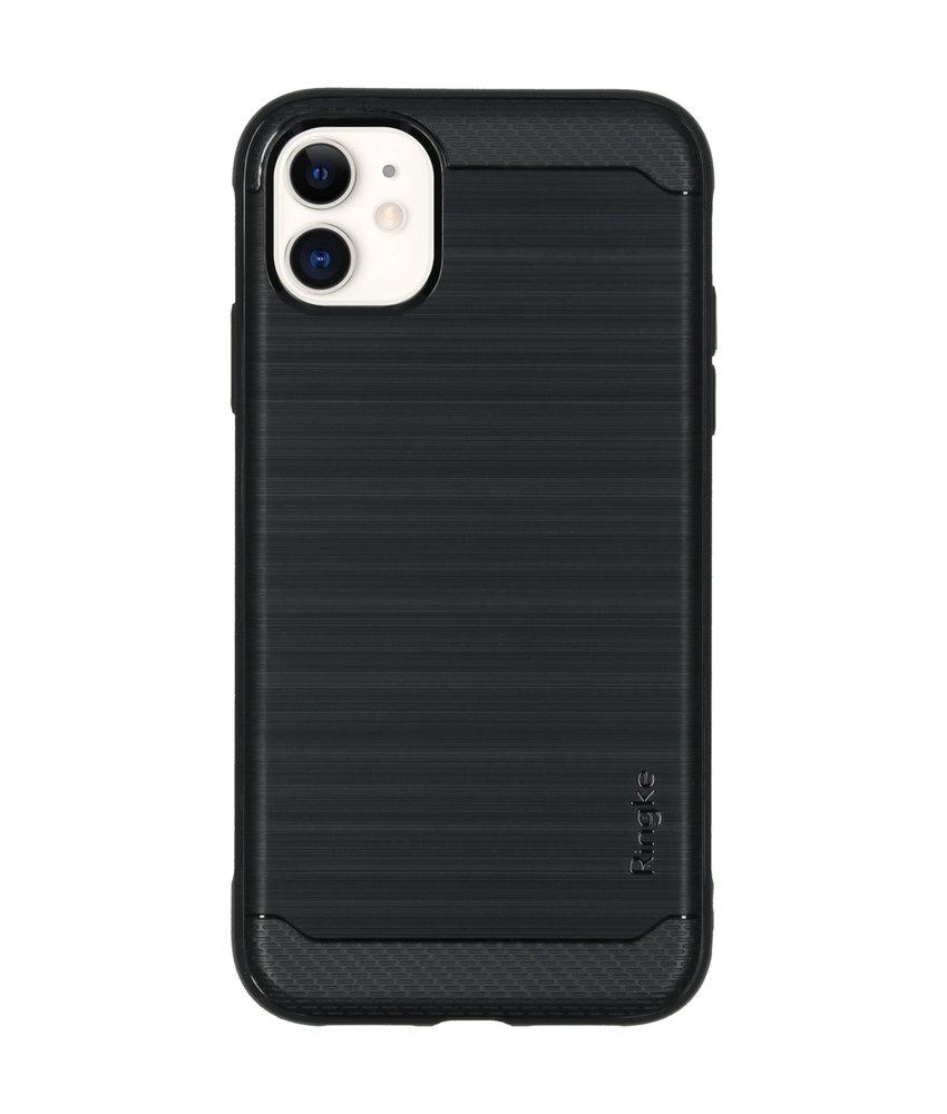 Ringke Onyx Backcover iPhone 11  - Zwart