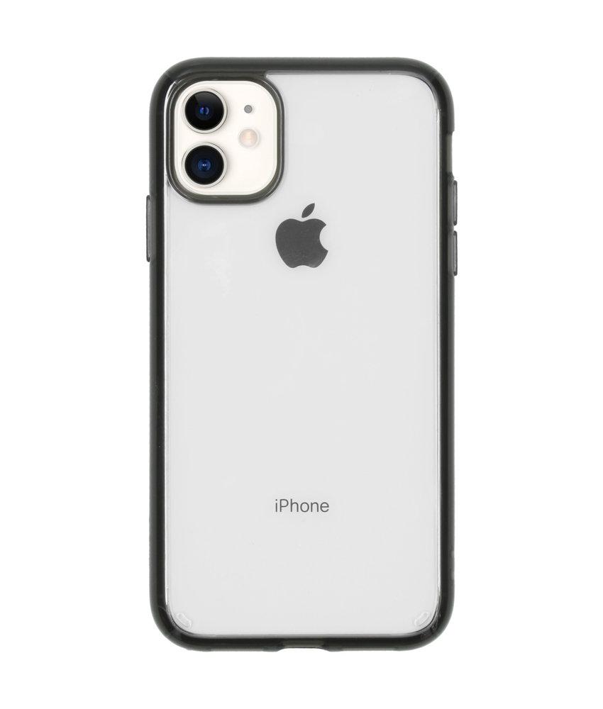 Ringke Fusion Backcover iPhone 11 - Zwart