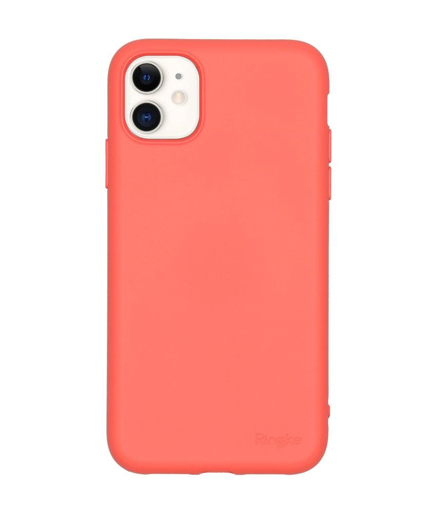 Ringke Air S Backcover iPhone 11 - Koraal
