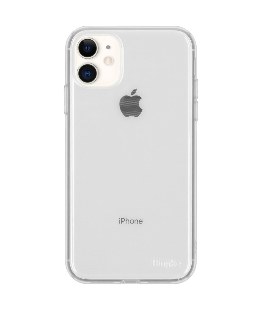 Ringke Fusion Backcover iPhone 11 - Transparant