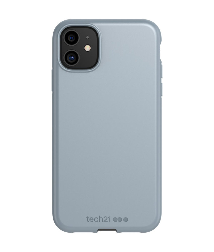 Studio Colour Antimicrobial Backcover iPhone 11 - Pewter