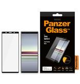 PanzerGlass Case Friendly Screenprotector voor de Sony Xperia 5 - Zwart