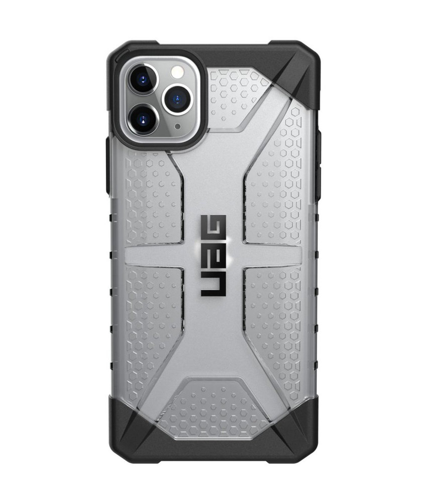 UAG Plasma Backcover iPhone 11 Pro Max - Ice Clear