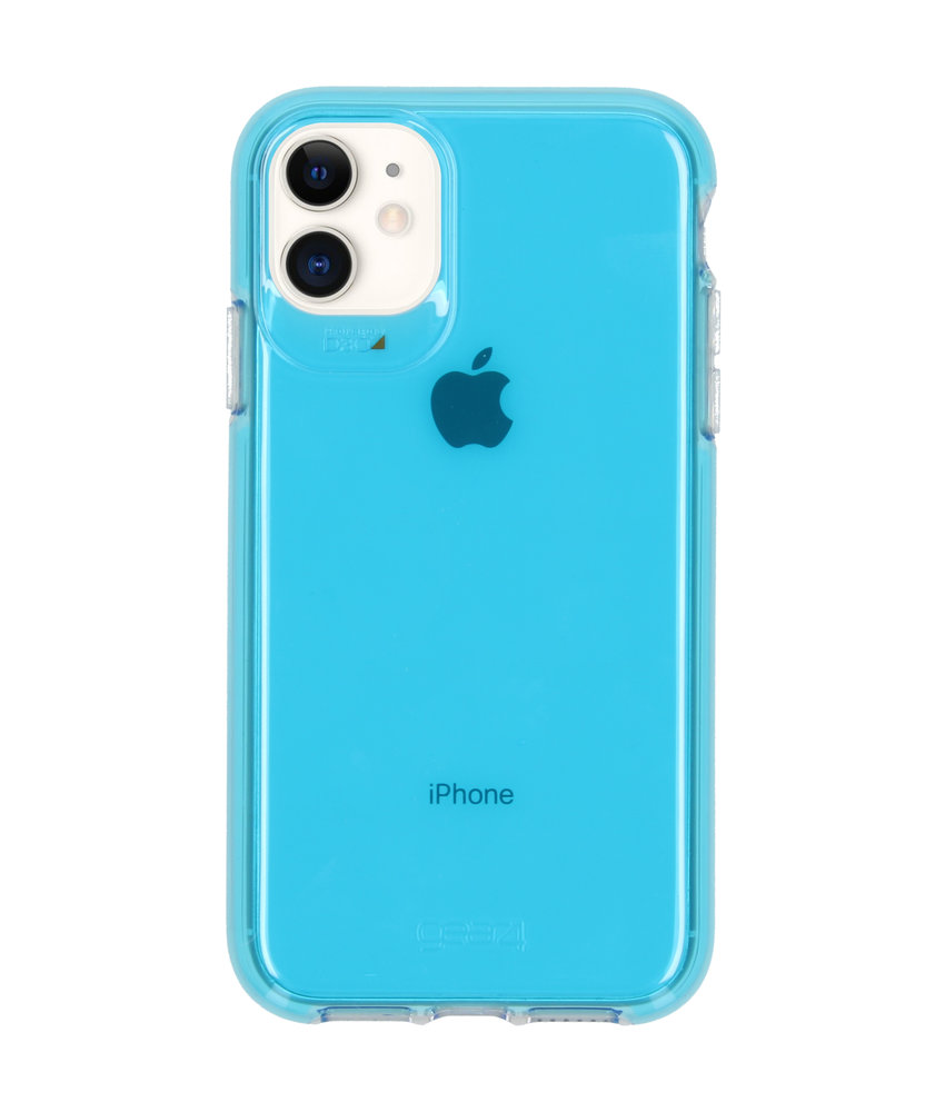Gear4 Crystal Palace Backcover iPhone 11 - Blauw
