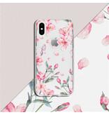 Design Backcover voor de iPhone 11 Pro Max - Bloesem Watercolor