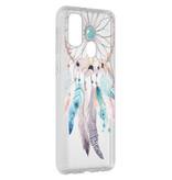 Design Backcover voor de Samsung Galaxy M30s - Dromenvanger Feathers