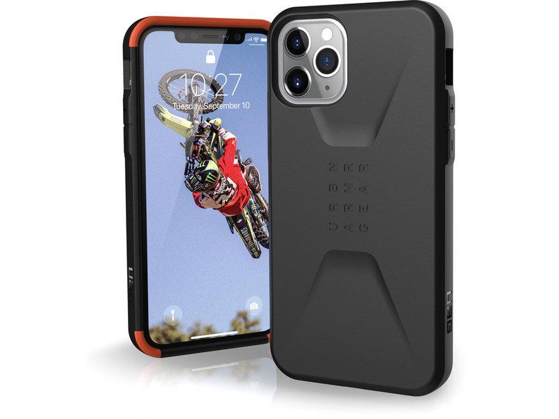iPhone 11 Pro hoesje - UAG Civilian Backcover voor