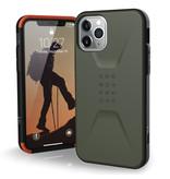 UAG Civilian Backcover voor de iPhone 11 Pro - Groen