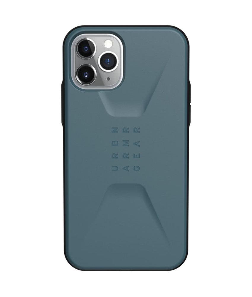 UAG Civilian Backcover iPhone 11 Pro - Blauw