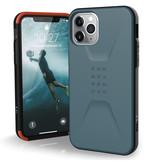 UAG Civilian Backcover voor de iPhone 11 Pro - Blauw