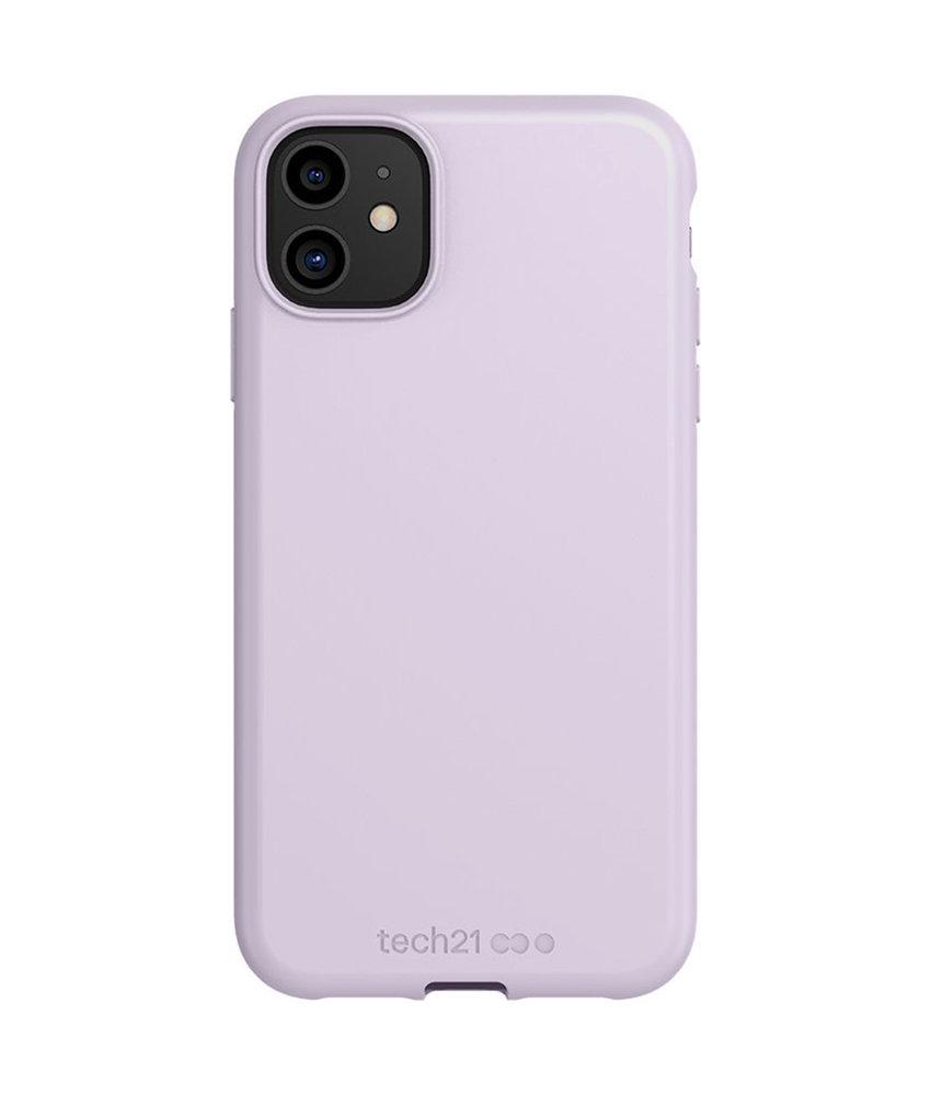 Studio Colour Antimicrobial Backcover iPhone 11 - Mauve Talc