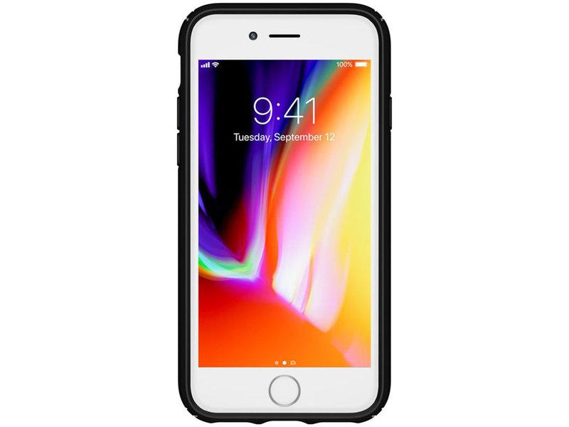 Speck Presidio Wallet Backcover voor de iPhone 8 / 7 / 6s / 6 - Zwart