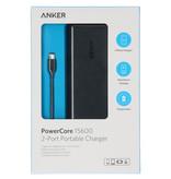 Anker PowerCore Powerbank - 15.600 mAh