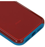 LifeProof Slam Backcover voor de iPhone 11 - Blauw / Roze