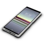 Sony Style Backcover voor de Xperia 5 - Grijs