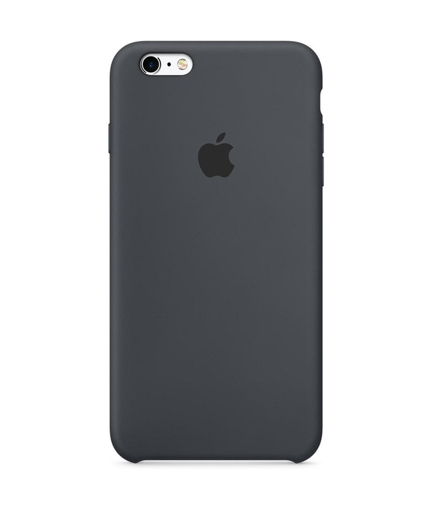 Apple Silicone Backcover iPhone 6 / 6s - Grijs