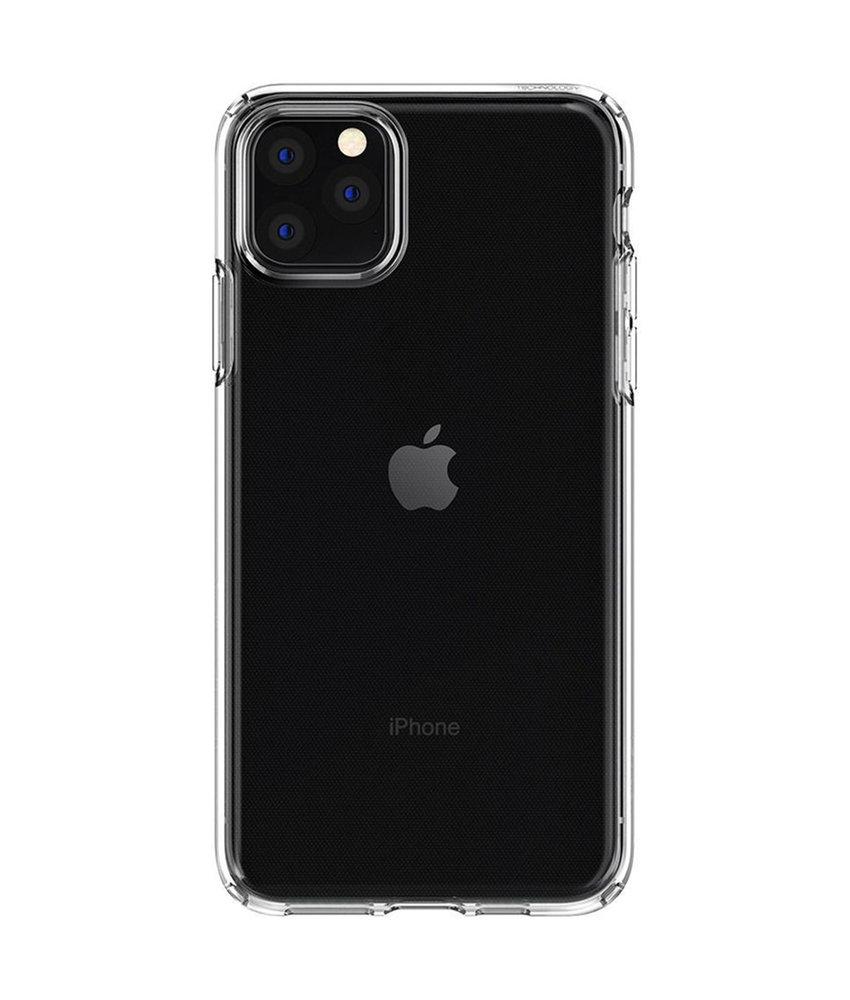 Spigen Crystal Flex Backcover iPhone 11 Pro Max