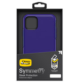 OtterBox Symmetry Backcover voor de iPhone 11 Pro Max - Blauw