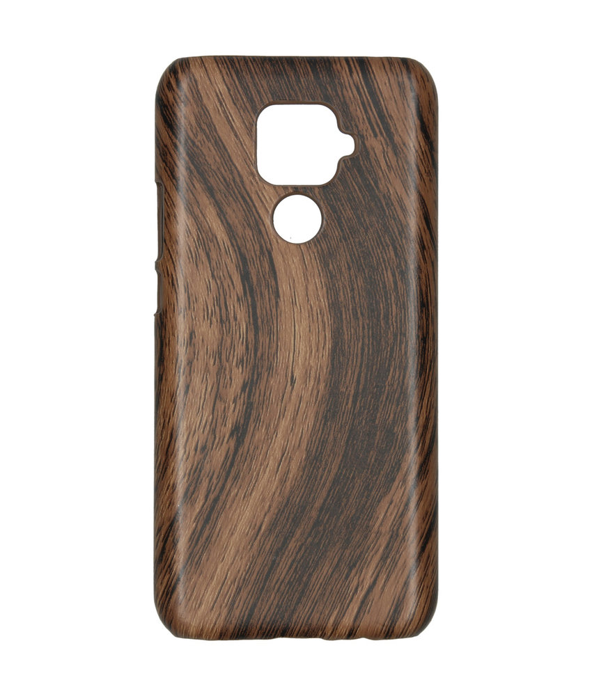 Hout Design Backcover Huawei Mate 30 Lite