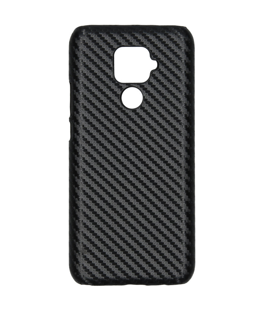Carbon Hardcase Backcover Huawei Mate 30 Lite