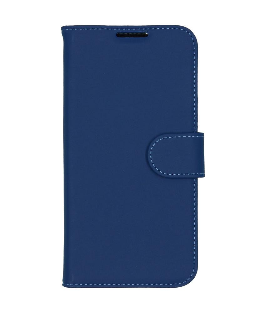 Accezz Wallet Softcase Booktype Nokia 2.2 - Blauw