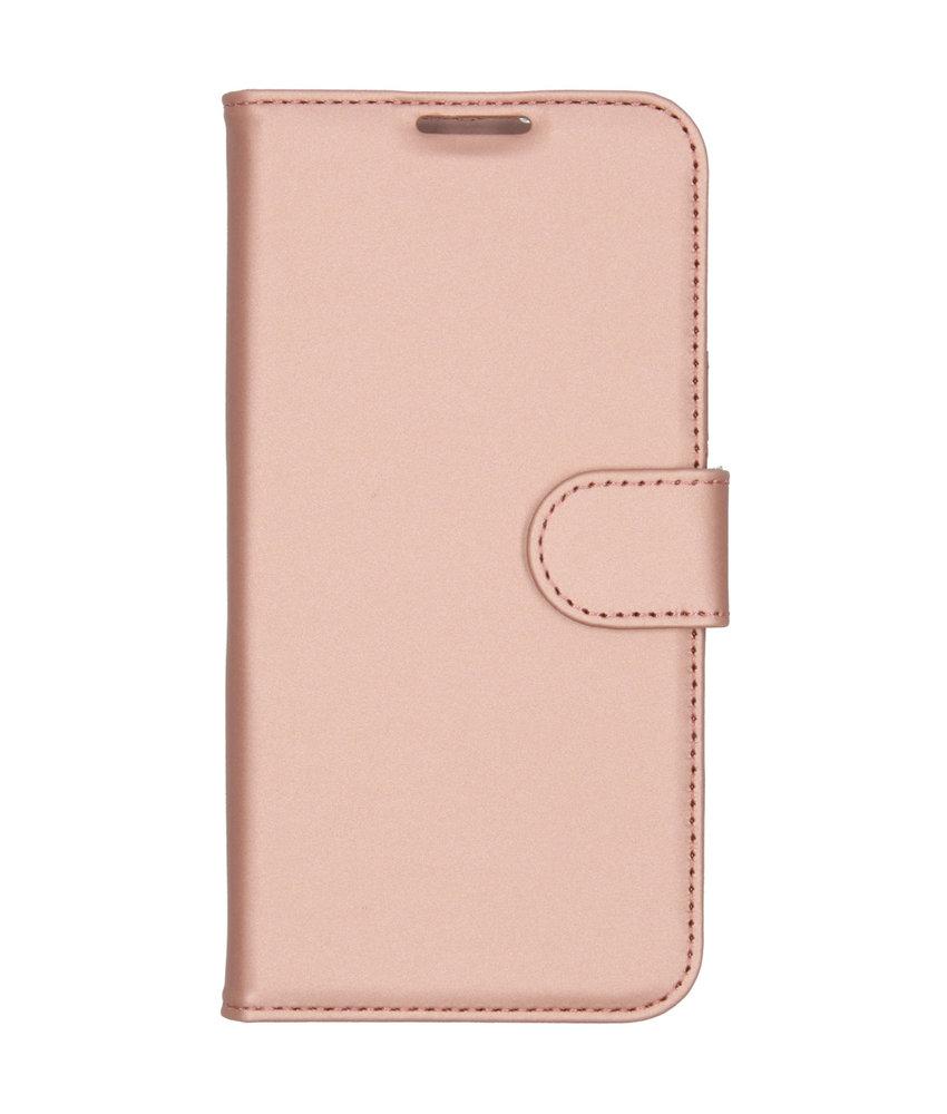 Accezz Wallet Softcase Booktype Nokia 2.2 - Rosé Goud